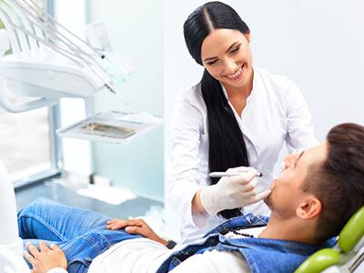 Examinations and Dental Check Ups